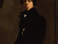 法国浪漫主义画家泰奥多尔·夏塞里奥