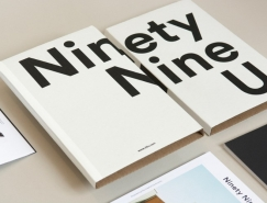 Ninety Nine U雜誌版麵設計