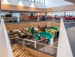新西蘭Trustpower開放辦公空間設計