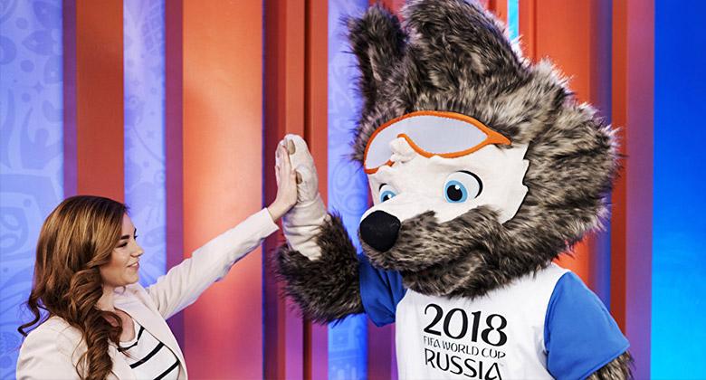 2018俄羅斯世界杯官方吉祥物正式揭曉