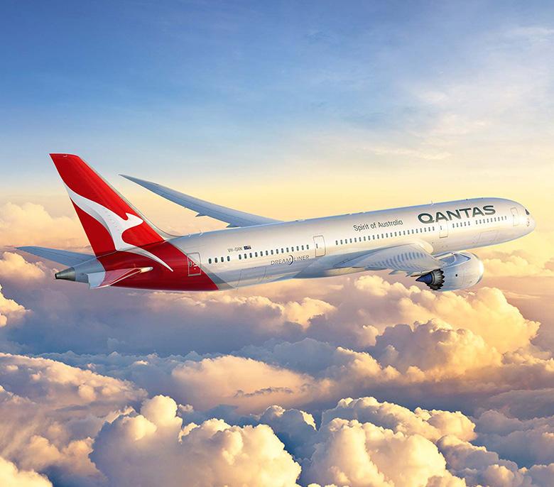 澳洲航空(Qantas)推出全新品牌LOGO