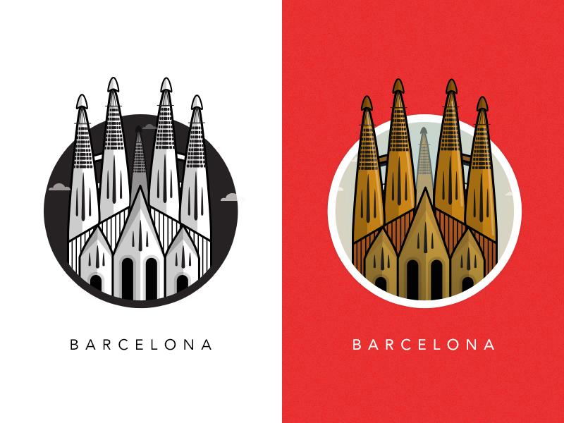 The Landmarks Illustrations