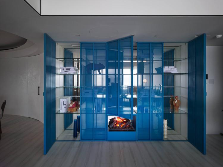 重彩Vivid Color:台湾现代时尚住宅皇冠新2网
