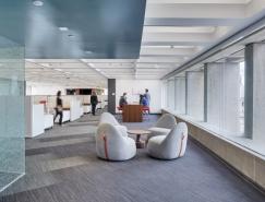 波士頓Northeastern大學辦公室設計
