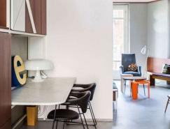 都靈時尚彩色公寓設計