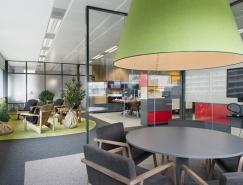 玩具公司Magic Box自由開放式的辦公空間設計