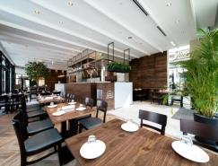 台北Japoli意大利餐廳設計