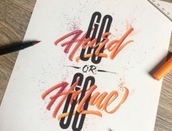 国外优秀字体设计作品集(56)
