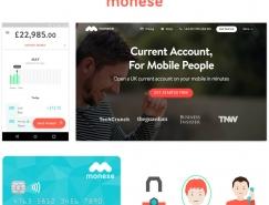 Monese数字银行品牌重塑