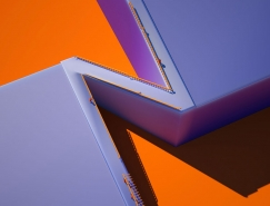 字母的建造:Quastudio创意3D字母设计