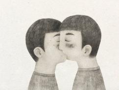Lorenzo Sangio超现实风格人物插画欣赏