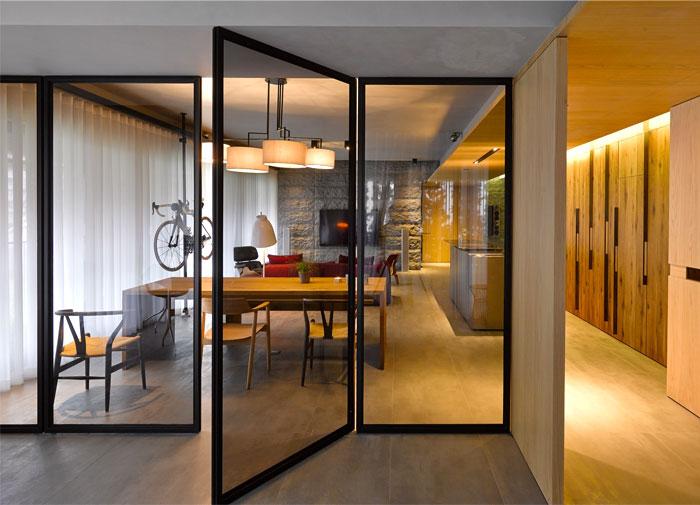 一分三:台北现代住宅设计