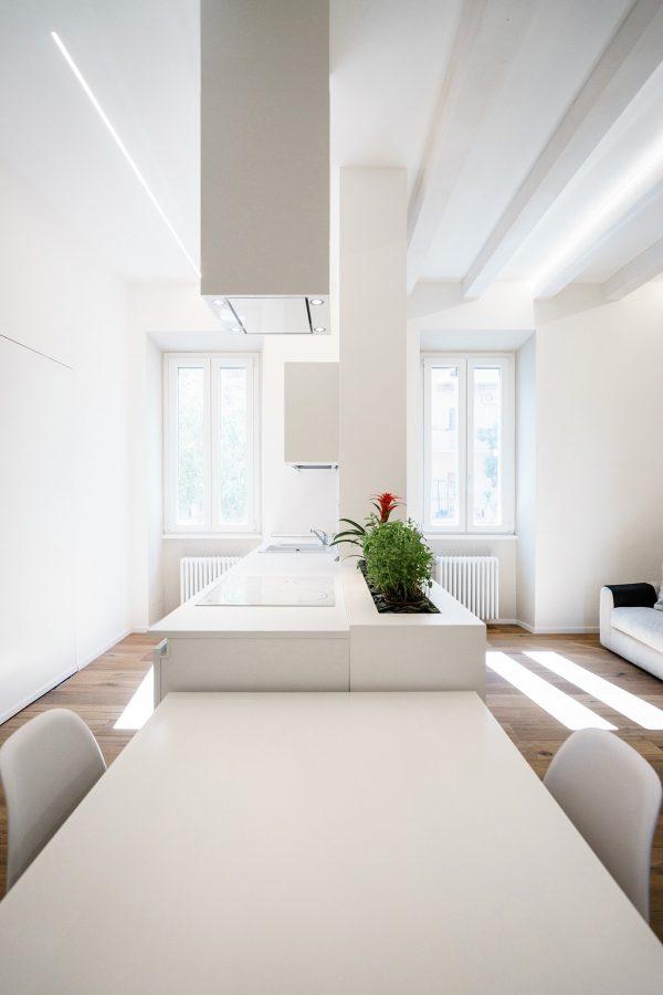 4个漂亮的迷你小公寓设计