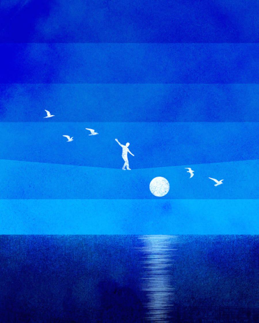 Tang Yau Hoong超现实风格插画欣赏