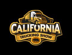 标志设计元素应用实例:卡车