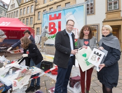 德国比勒费尔德(Bielefeld)启用全新的城市形象LOGO