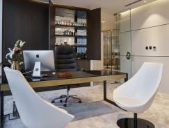 迪拜Dinor房地產公司辦公空間設計