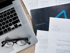 教育机构Udacity品牌形象设计