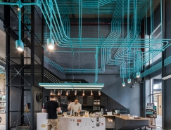 曼谷咖啡馆创意空间皇冠新2网