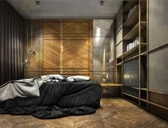 金属质感的现代公寓亚洲城最新网址