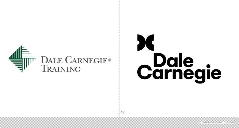 卡内基训练(Dale Carnegie)品牌重塑 更换新LOGO