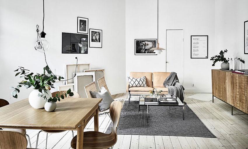 43個北歐風格客廳裝修設計