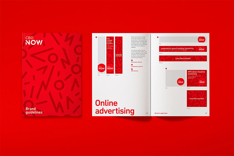 阿联酋全数字化银行CBD NOW全新品牌形象设计