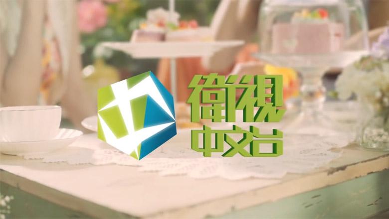 """卫视中文台启用""""中""""字新台标"""