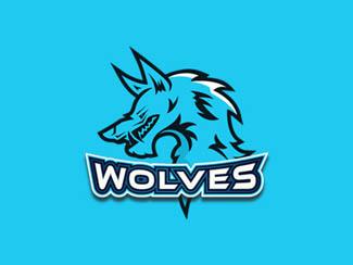 標誌設計元素運用實例:狼(4)
