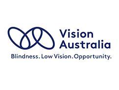 澳洲视觉障碍协会(Vision Australia)更换新LOGO