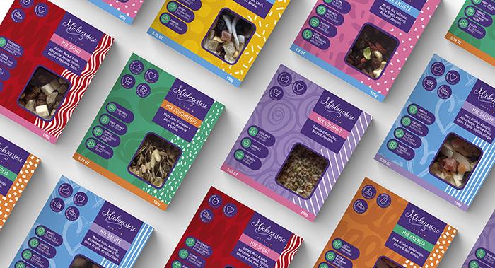 Miobenessere干果包装设计