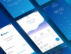 PayPal概念UI設計