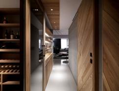 居室中的生活态度:台北现代风