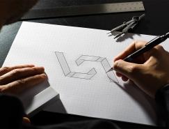 建筑公司VSA品牌形象设计