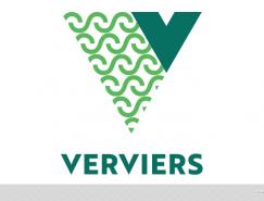 比利时韦尔维耶(Verviers)全新的城市形象标识