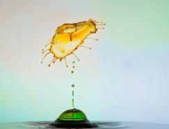 Angelo Metauri唯美的喷溅水花摄影