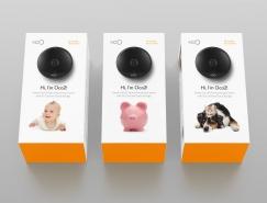 Oco2摄像头包装设计