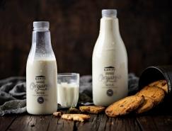 Kapiti牛奶包装设计
