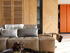 开放式空间的现代简约风格装修设计