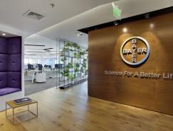 Bayer乌拉圭Montevideo办公空间设计