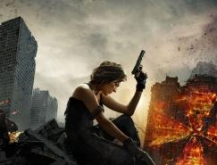 电影海报欣赏:生化危机:终章 Resident Evil: the