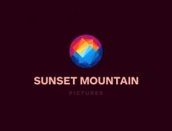 标志设计元素应用实例:山