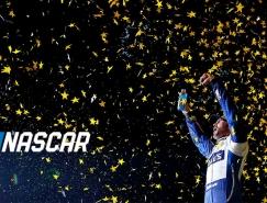 美国纳斯卡赛车(NASCAR)公布全新品牌标识