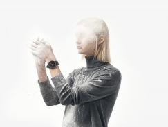Cloqk手表网页UI设计