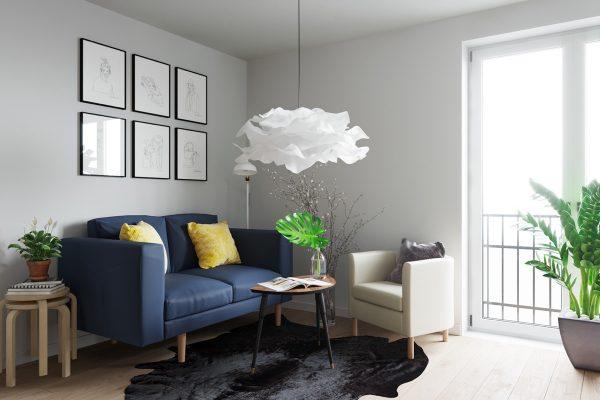 4个简约北欧风格装修设计 - 设计之家