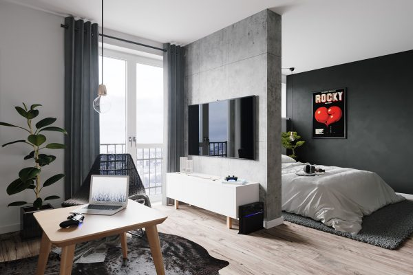 4个简约北欧风格装修设计(2) - 设计之家