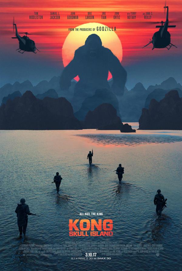 Kong: Skull Island 金刚:骷髅岛