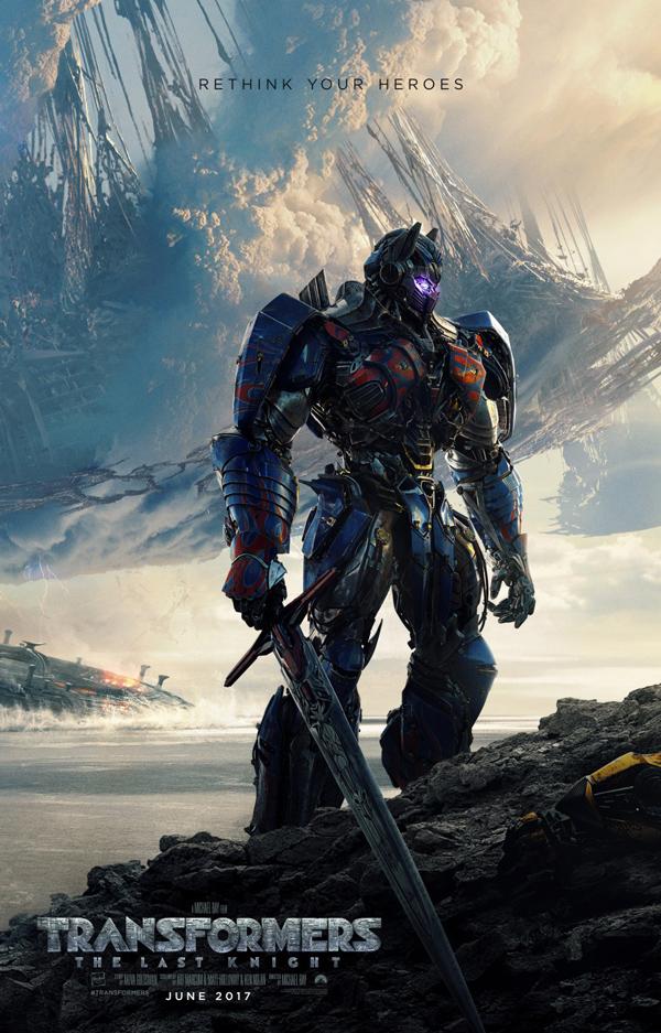 Transformers: The Last Knight 变形金刚5:最后的骑士