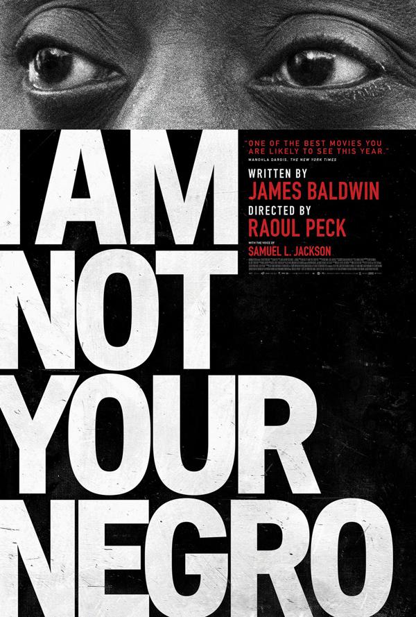 I Am Not Your Negro 我不是你的黑鬼