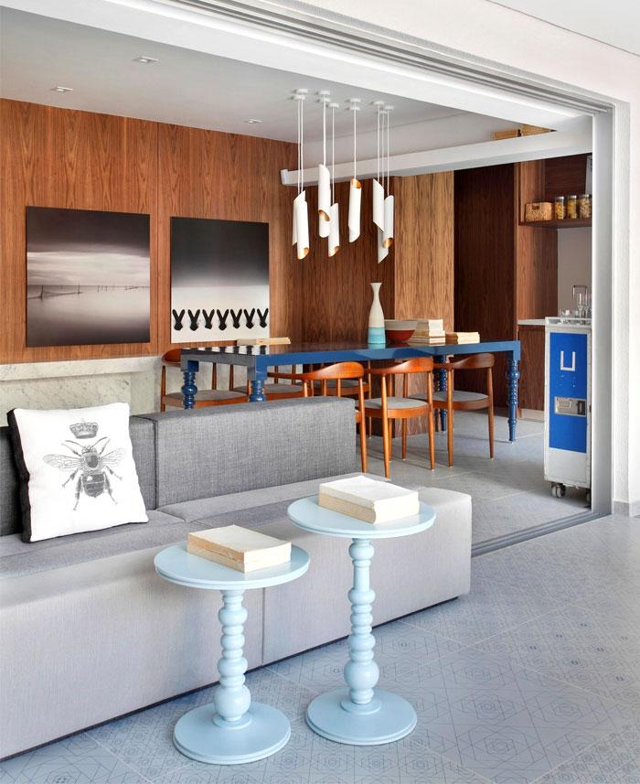 圣保罗VP House精致公寓设计